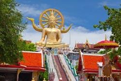 Tempio di Big Buddha Ko Samui