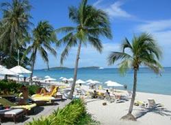 Le favolose spiagge di Koh Samui